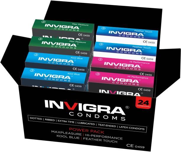 50434558e81 Invigra Condoms - Buy Invigra Condoms Online at Best Prices in India ...