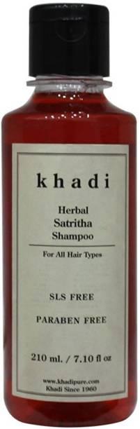 KHADI Herbal Satritha Shampoo SLS-Paraben Free