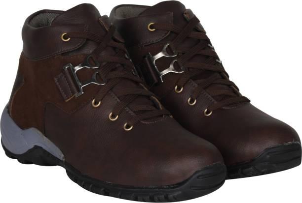 88917caf6edda Baaroo Trooper Combat Boot For Men Boat Shoes Boots For Men