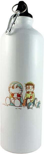 8a7262be34 Juvixbuy Friends Forever Printed Sports Sipper / Water Bottle ( Aluminium ) 750  ml 750 ml