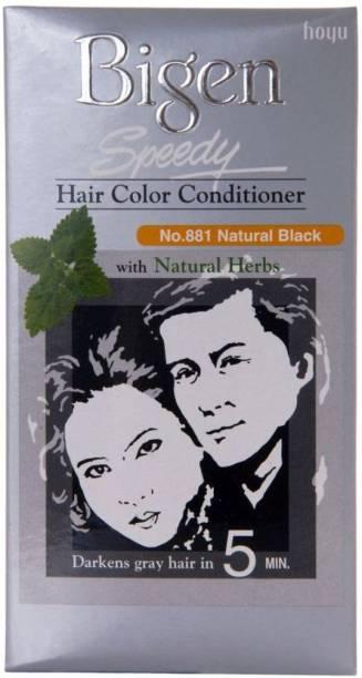 Bigen Speedy Color , Natural Black