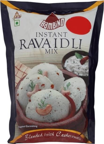 Bambino Rava Idli Mix 500 g