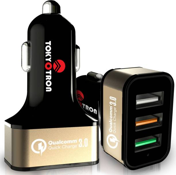 TOKYOTRON 6.3 amp Turbo Car Charger