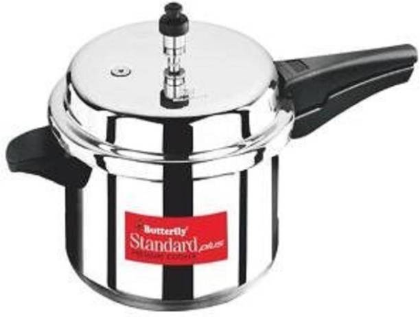 Butterfly STANDARD PLUS 10 L Induction Bottom Pressure Cooker