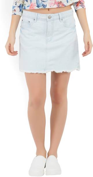 606551a90 Forever 21 Skirts - Buy Forever 21 Skirts Online at Best Prices In ...