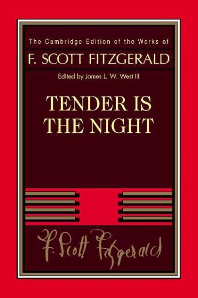 tender is the night online book