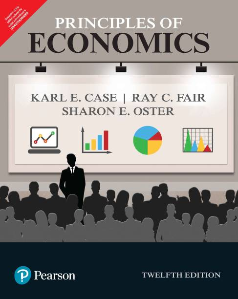 Principles of Economics by Pearson 12th Edition