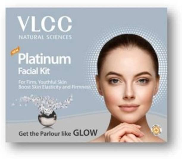 VLCC Platinum Single Facial Kit