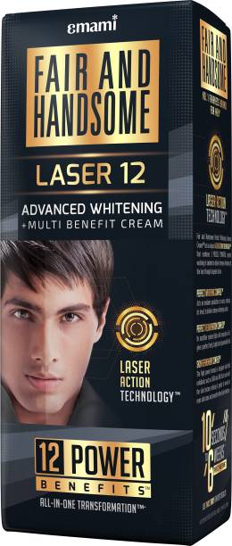 FAIR AND HANDSOME Laser 12 Advanced Whitening Cream