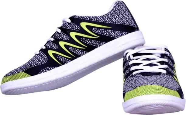 Begone Zik Yellow Training & Gym Shoes For Men