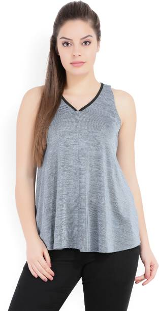 a6277e2af8a276 Sleeveless Tops - Buy Sleeveless Tops Online at Best Prices In India ...