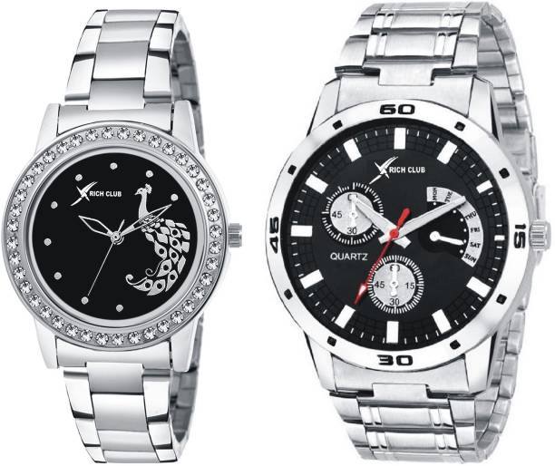 779175def69 Rich Club Watches - Buy Rich Club Watches Online at Best Prices in ...