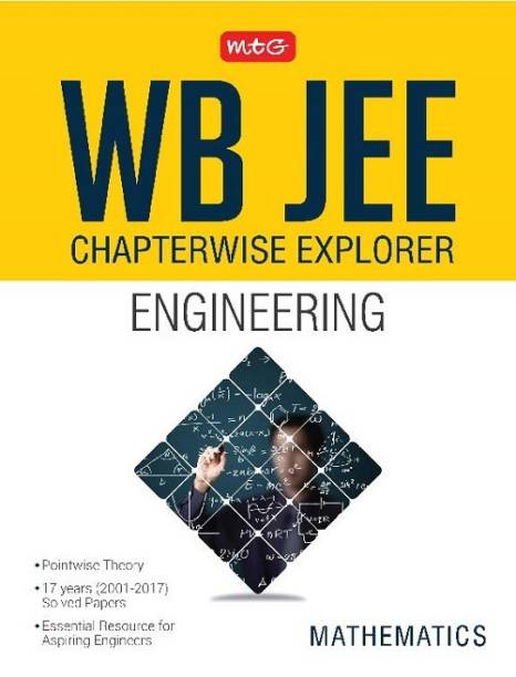 WB JEE Mathematics - Engineering Chapterwise Explorer