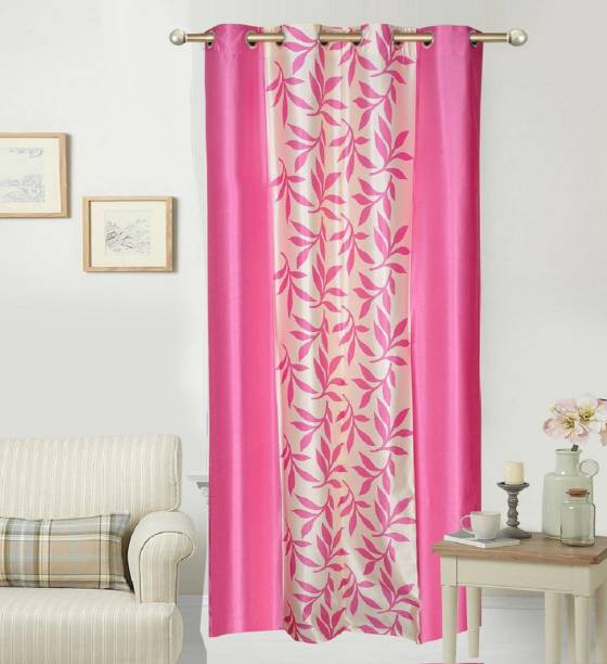 Impeccable Home 152 cm (5 ft) Polyester Window Curtain Single Curtain