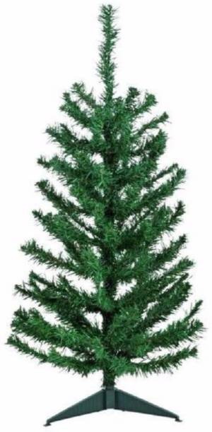 SkyAsia Fir 4 ft (0.13 ft) Artificial Christmas Tree
