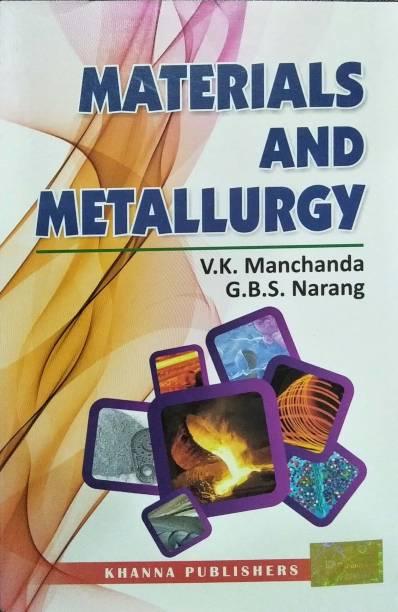 Materials and Metallurgy