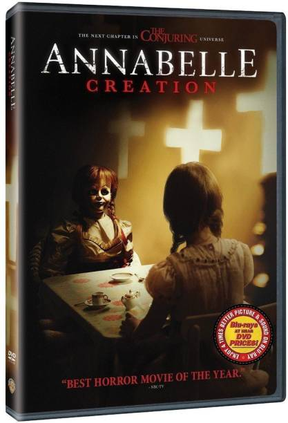 Annabelle: Creation [DVD] [2017]