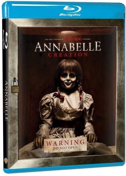 Annabelle: Creation [Blu-ray] [2017]