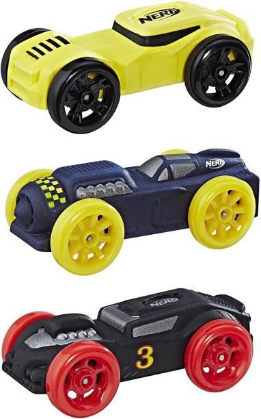 Nerf C0778 Nitro Foam Car (3-Pack)