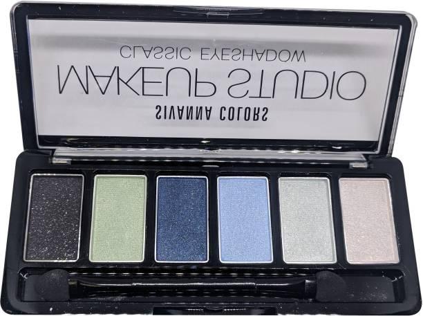 Sivanna Makeup Studio Classic Eyeshadow 8 g