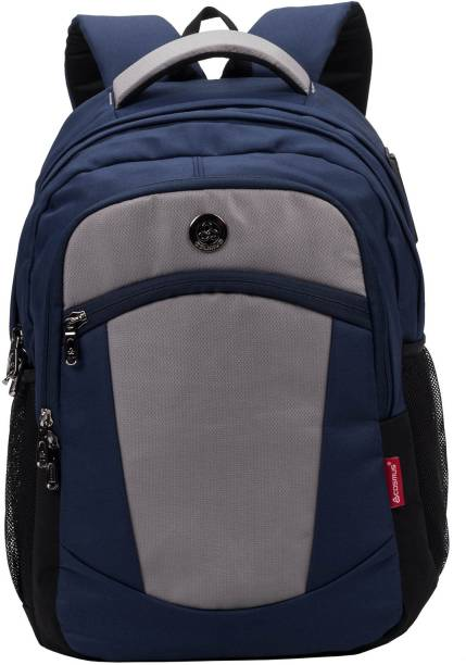 Cosmus Madison Navy Blue 33 L waterproof Bag With laptop compartment 33 L  Backpack 3414aa13d768f