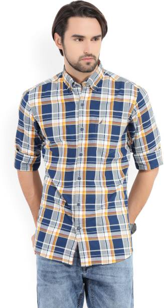 e9d15cacc Nautica Shirts - Buy Nautica Shirts Online at Best Prices In India ...