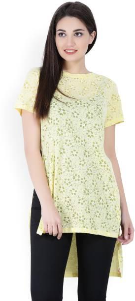 6b17ed4dd4 Georgette Tops - Buy Georgette Tops Online at Best Prices In India ...