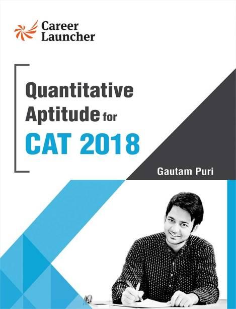 CAT 2018 Quantitative Aptitude - Management Books