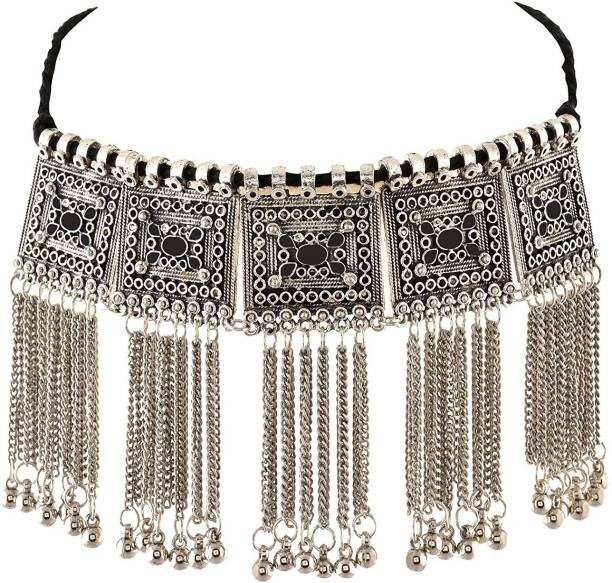 03b79009480 Silver Necklaces - Buy Silver Necklaces online at Best Prices in ...