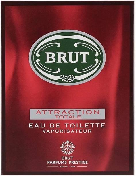 BRUT Imported Attraction Totale Eau de Toilette  -  100 ml