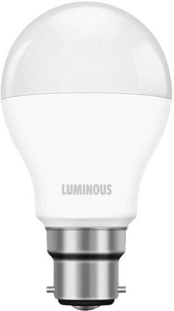 LUMINOUS 9 W Round B22 D LED Bulb