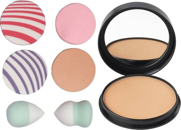 Oriflame Sweden Pure Color perfect Powder (23208) With Puff Sponge