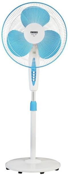 USHA Mist Air Icy 400 mm 3 Blade Pedestal Fan
