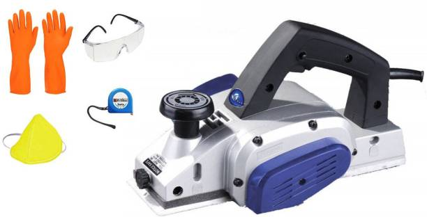 ISC Professional Electric Power Planer For Wood Craftsmen & Various DIY Works in Home , Workshop Etc. With Combo Corded Planer