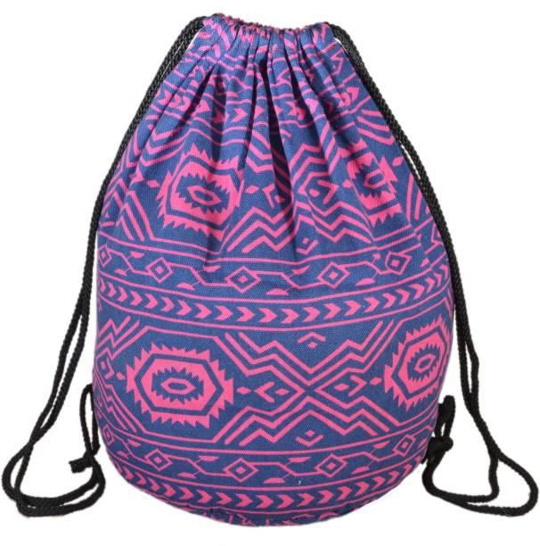 Instabuyz Sports Backpack   Drawstring Backpack   Stylish Multipurpose  Fabric Gym Bags   Teen Yoga Dance c03000ccd9edd