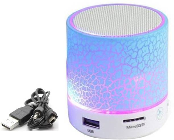 Apro Loud high volume music USB & TF Card Function Bluetooth Mobile/Tablet Speaker (