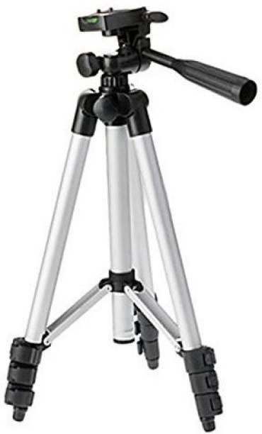 VibeX ™ i-3110 4 - Section Aluminum Camera Complete Tripod for Nikon D5000 Canon 5D Mark Sony Olympus Digital Camera Tripod Kit