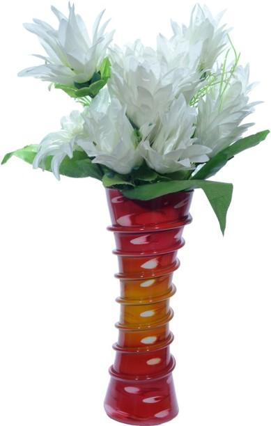 RCK Products Glass Vase  sc 1 st  Flipkart & Flower Vases - Buy Glass \u0026 Ceramic Flower Vases Online | Flipkart.com