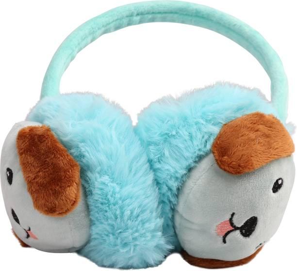 FabSeasons Winter Wear Outdoor Adjustable Ear Muffs / Warmer / Cap for Women & Girls Ear Muff