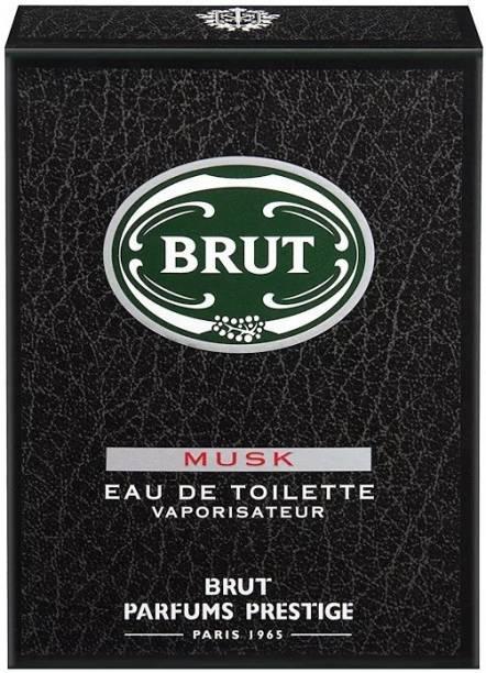 BRUT Musk Eau de Toilette  -  100 ml
