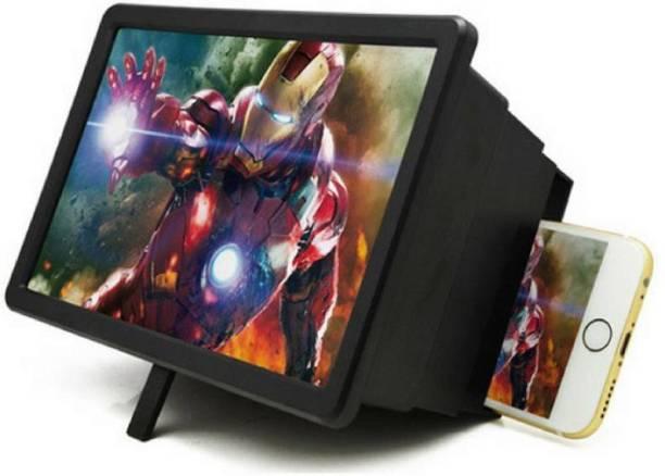 Raptas Universal 3D Mobile Screen Magnifier Enlarger Screen Expander Screen  Expander Phone
