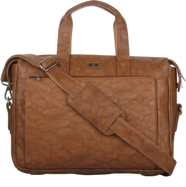 c6c27490bc0a Leather Messenger Bags - Buy Leather Messenger Bags online at Best ...