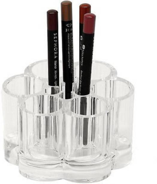 AVMART Cosmetic Lipstick & Nail Polish Organizer Mini Makeup Vanity Box