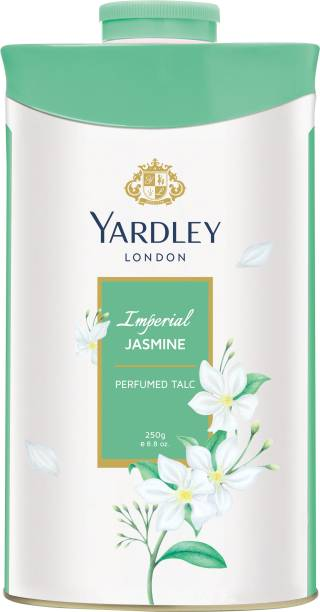 Yardley London Jasmine Perfumed Talc