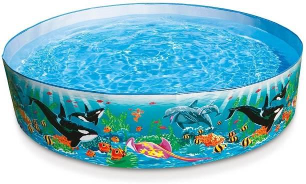 KT BROTHERS 4 Feet Kids Water Pool Bath Tub Swimming Pool Bath Toy Bath Toy