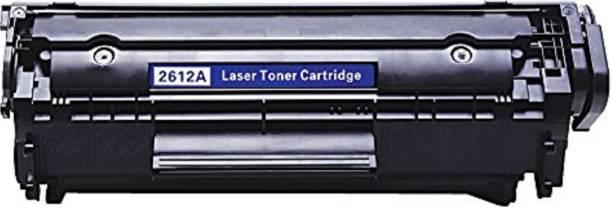 SPS Q2612A / 12A Toner Cartridge For HP Laserjet 1010/ 1010w/ 1012/ 1015/ 1018/ 1020/ 1022/ 1022n/ 1022nw/ M1005 MFP/ M1319f MFP/ 3015 AIO/ 3020/ 3030/ 3050/ 3050z/ 3052/ 3055 Black Ink Toner