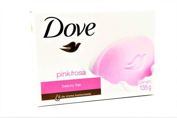 DOVE Pink Rosa Beauty Bar