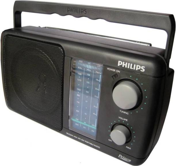 PHILIPS DL 225 Portable FM Radio
