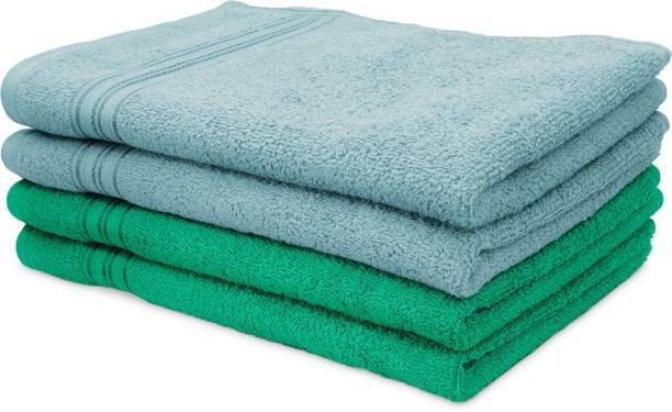 Swiss Republic 4 Piece Cotton Bath Linen Set