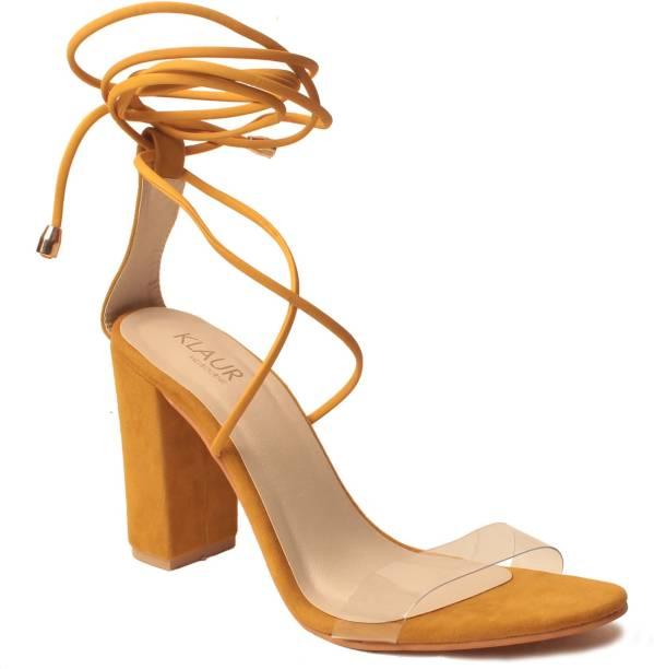 a3850734c97 Gladiators Heels - Buy Gladiators Heels Online at Best Prices In ...